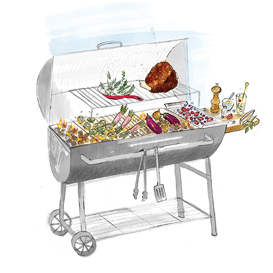 Making the Most of Your Grill