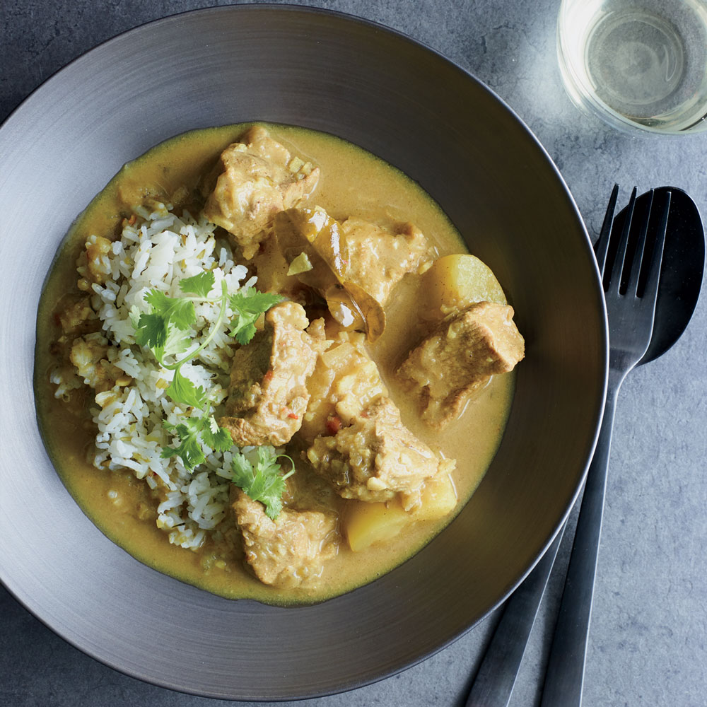 Pork-and-Potato Curry