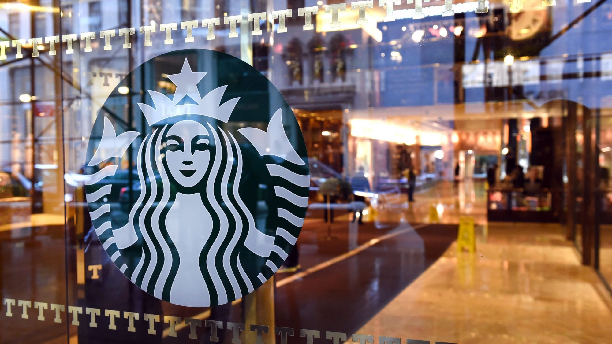 Starbucks Petition in Trump Towers