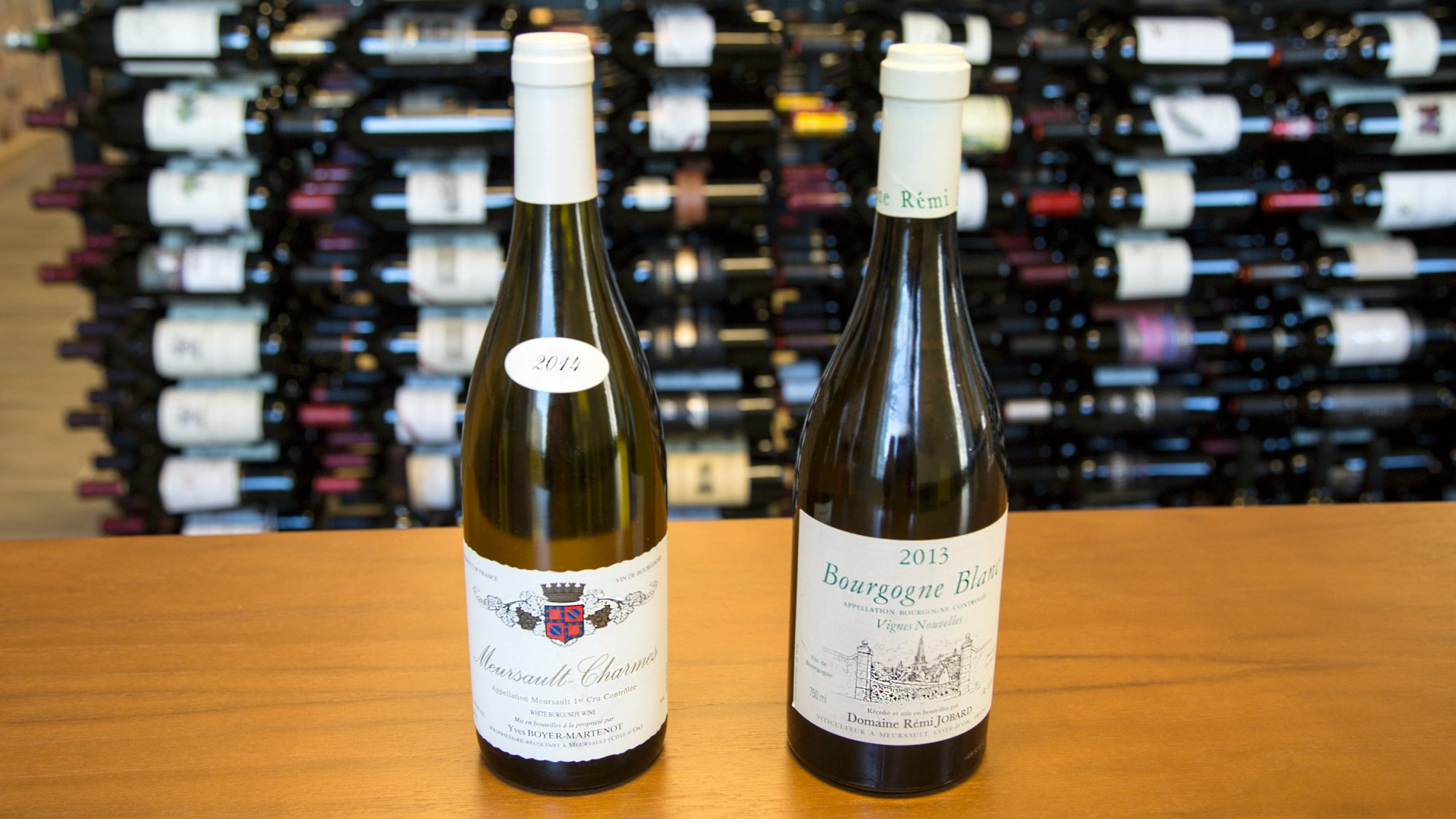 White Burgundy Wine Steal / Splurge