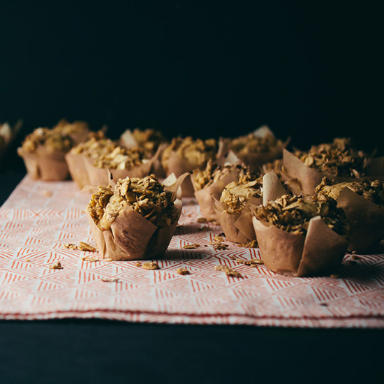 Tropical Mini Breakfast Muffins