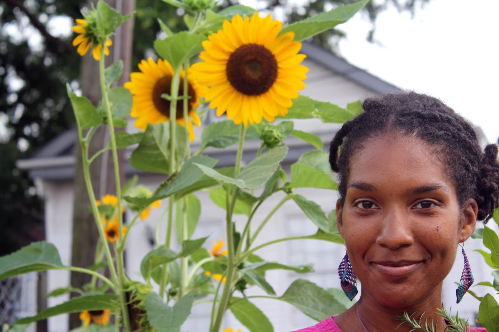 Jenga Mwendo Strengthens Community Through Gardening in New Orleans