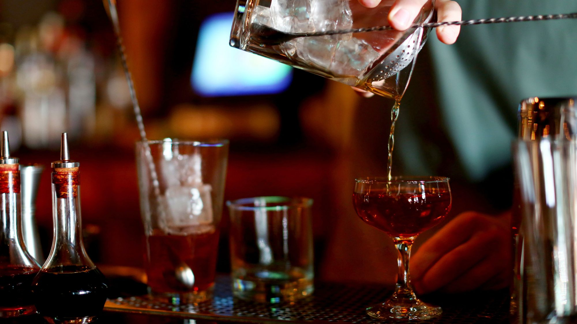 Study Links Alcohol to 7 Kinds of Cancer