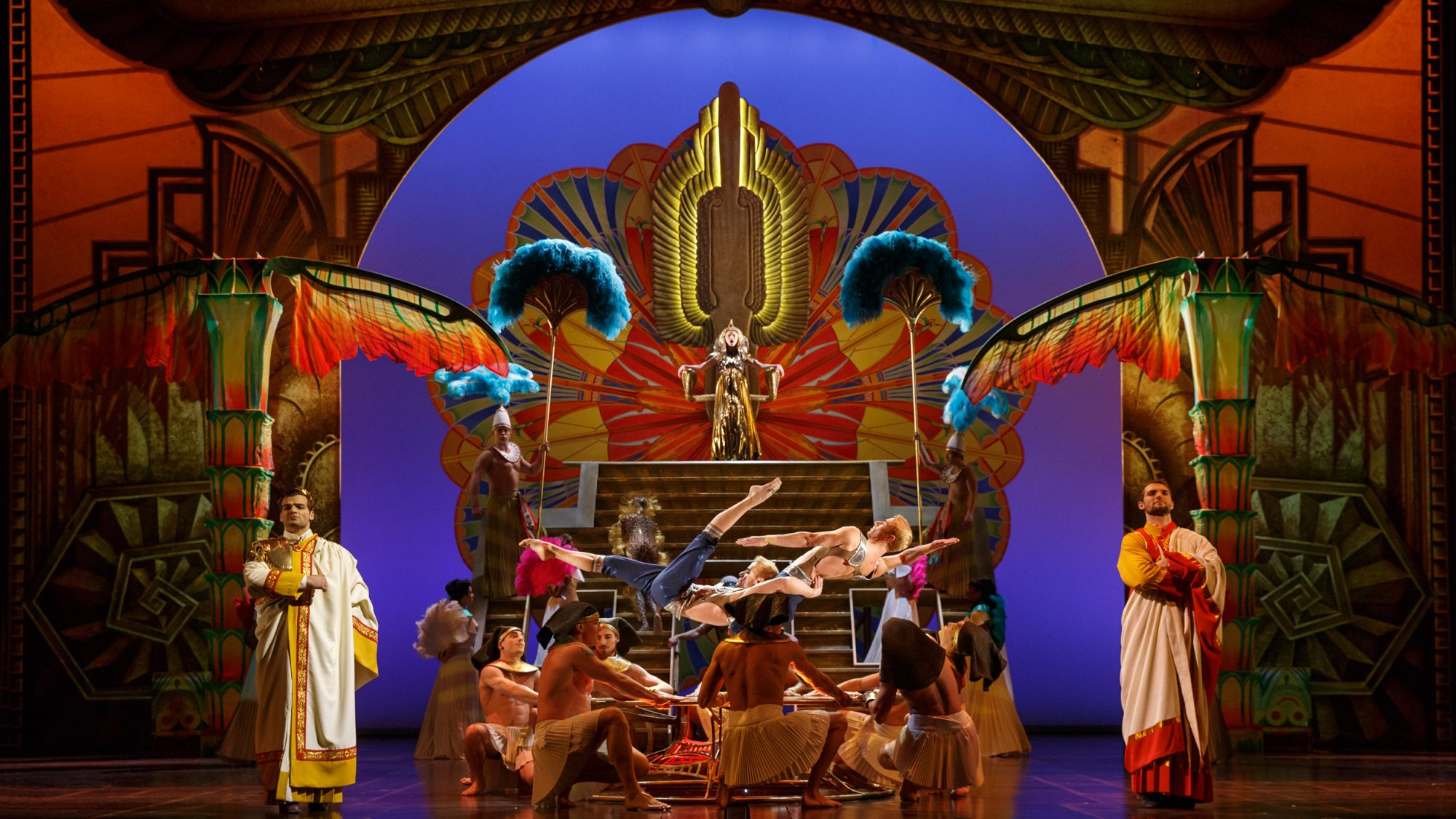 Cirque du Soleil Takes Over Chefs Club NY