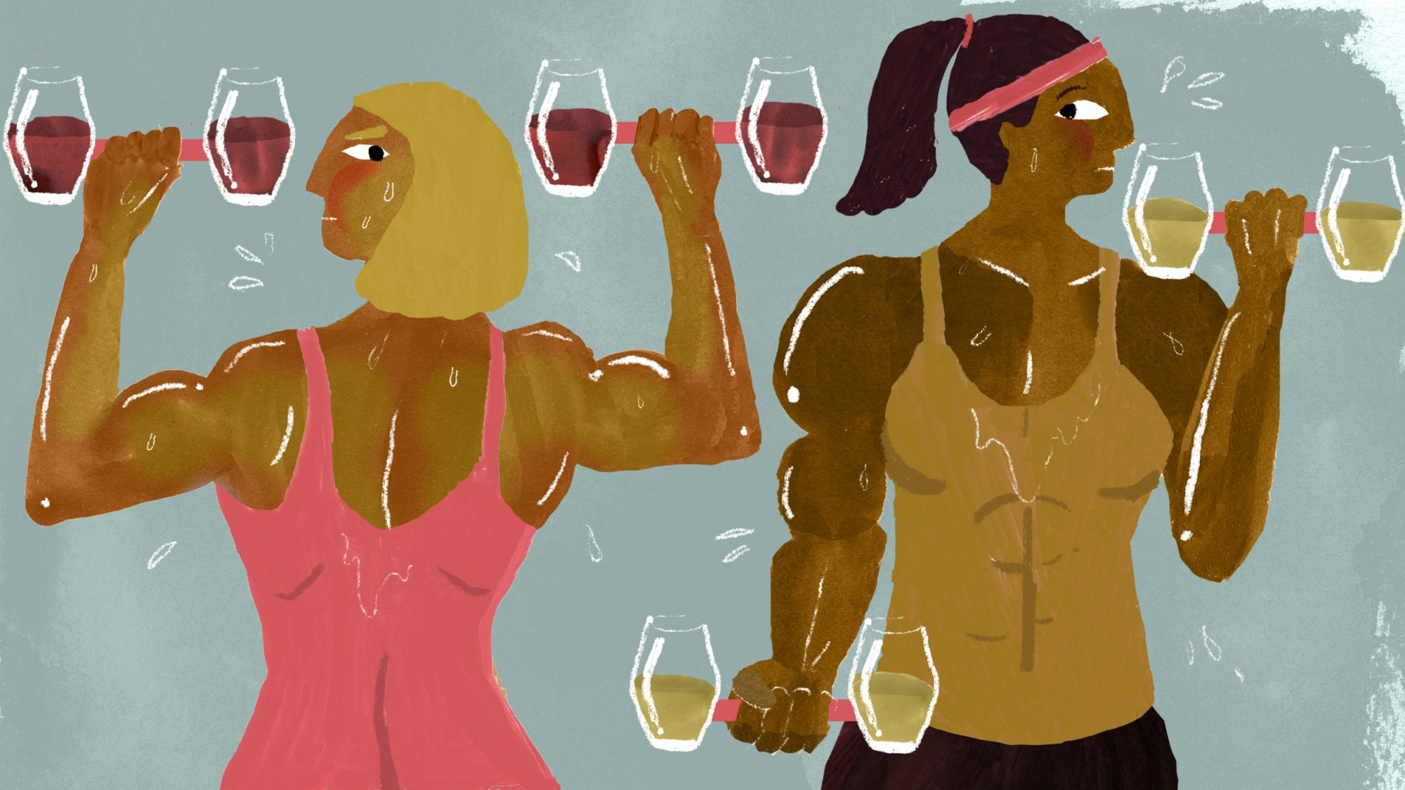 Is Drinking Red Wine Really Better For You?