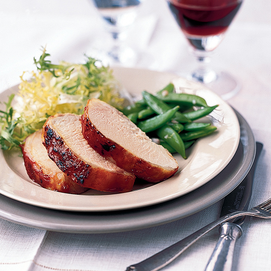 Barbecued Pork Loin