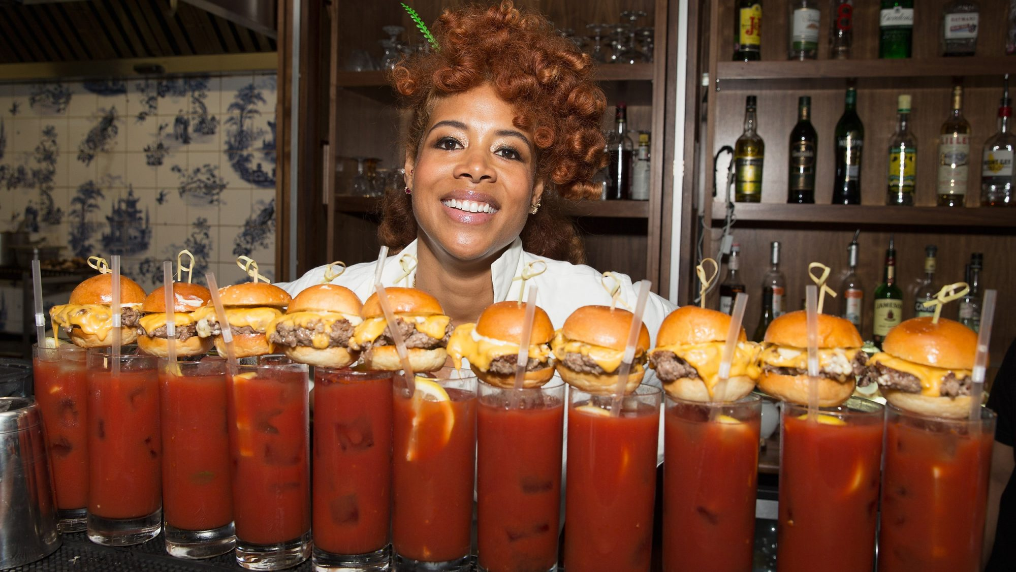Kelis Pop-up Restaurant, London