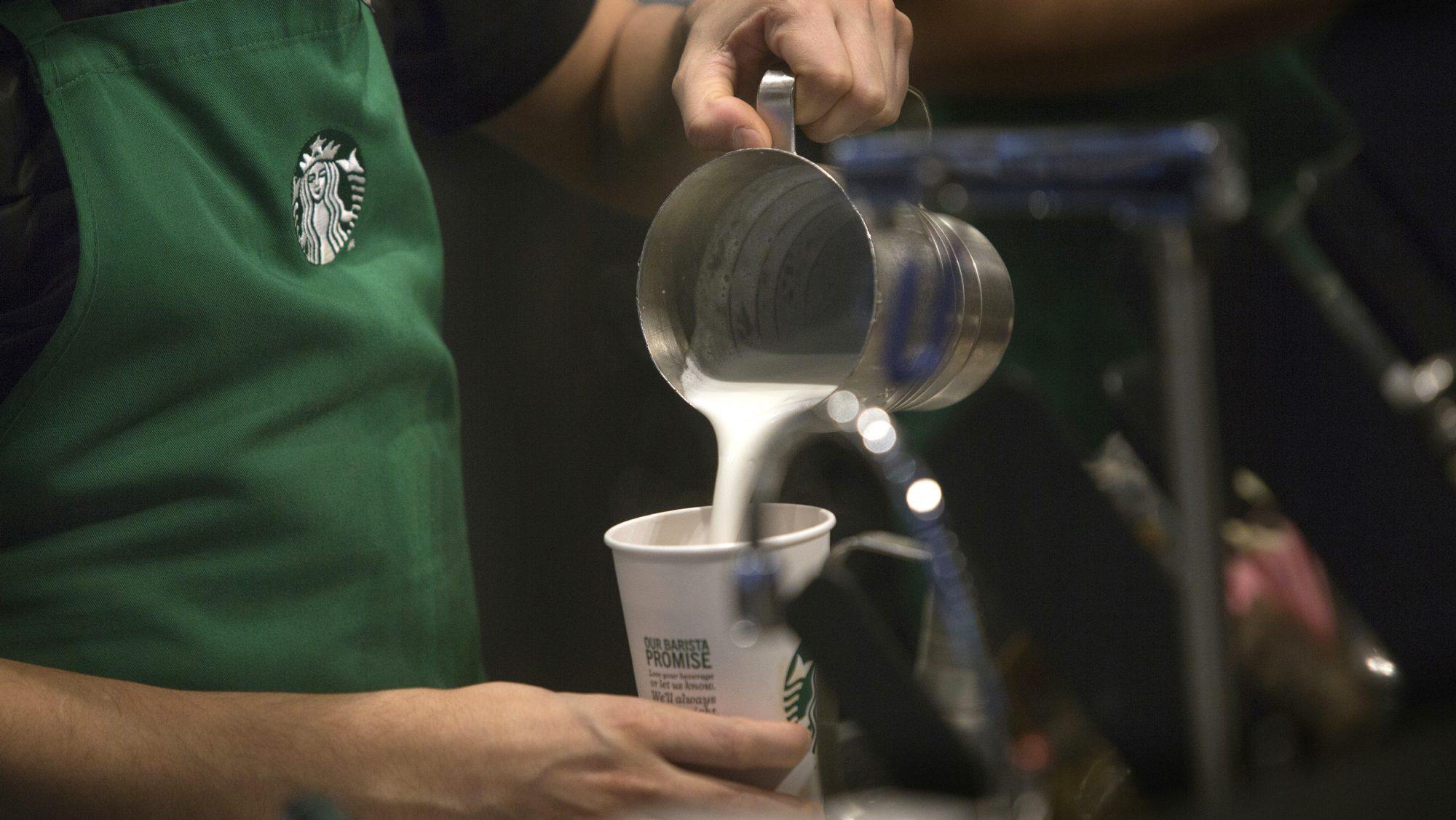Starbucks Wage Raises