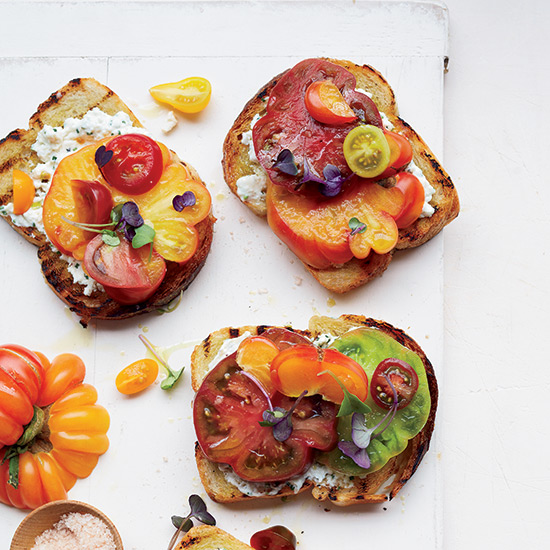 5 Insanely Delicious Tomato Sandwiches
