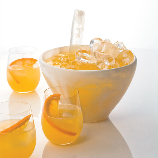 Refreshing Party Punches