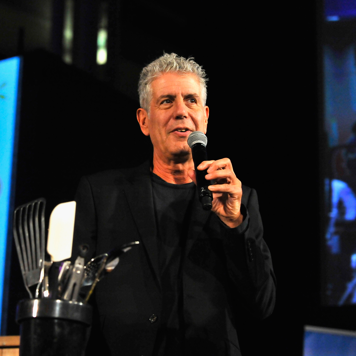 Anthony Bourdain Tour