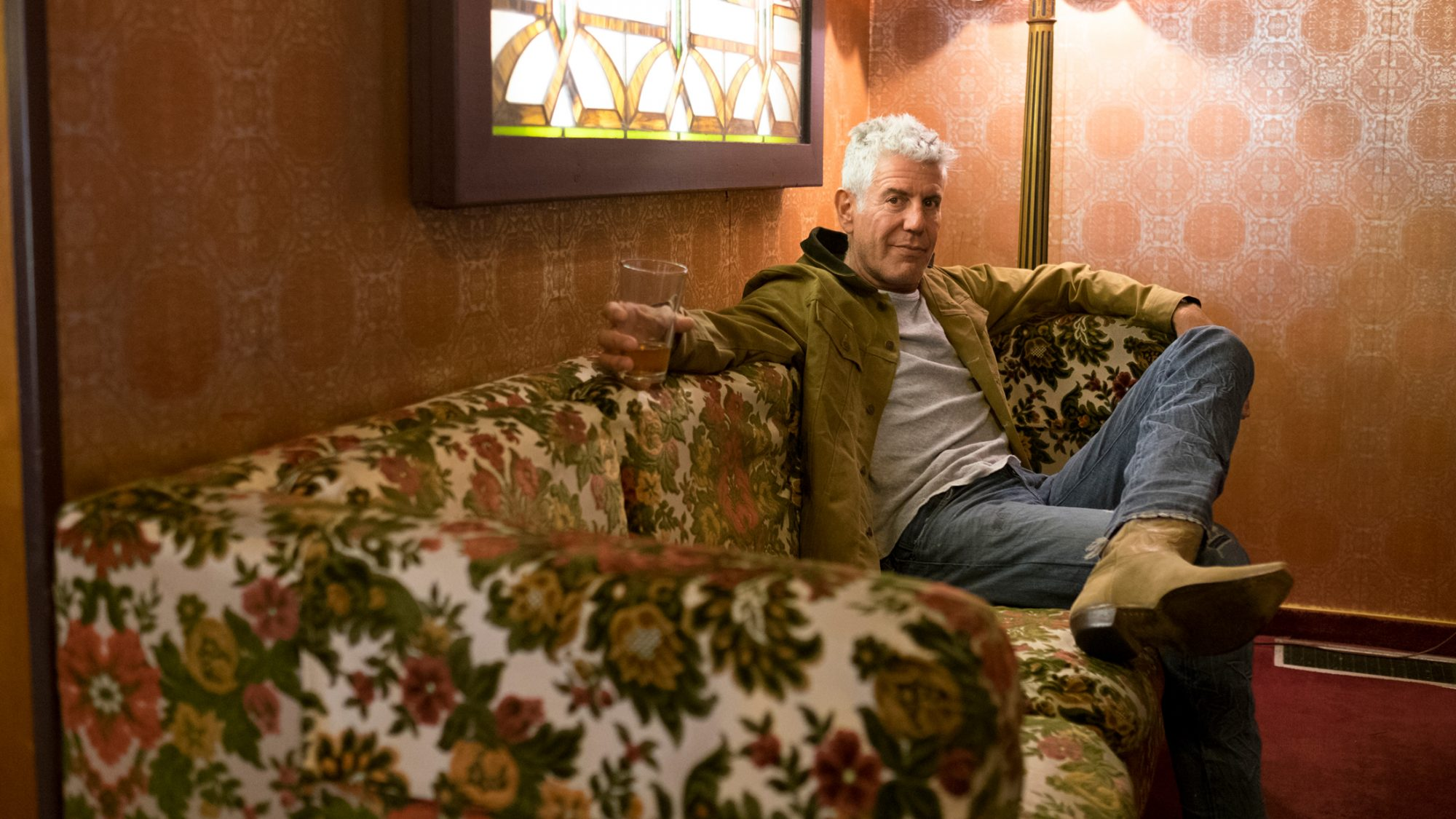 The World According to Anthony Bourdain
