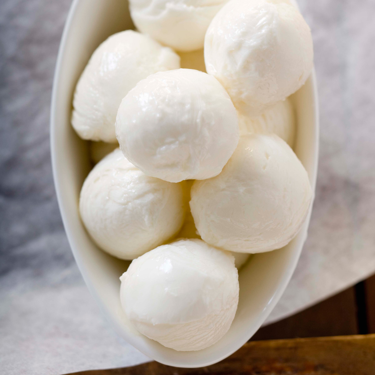 World's Best Mozzarella
