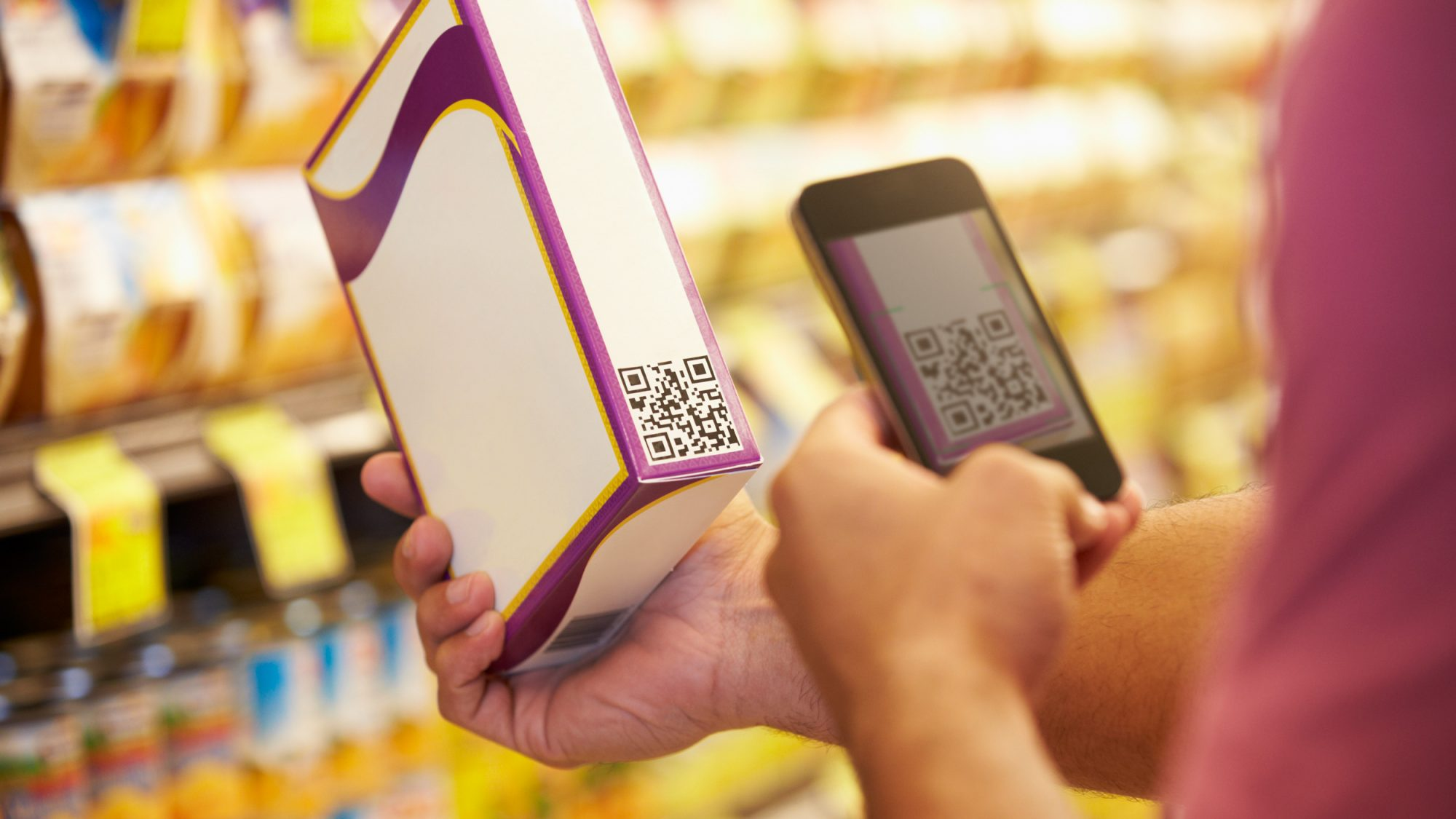 New GMO Labeling Law Hides Information Behind QR Codes, Critics Charge