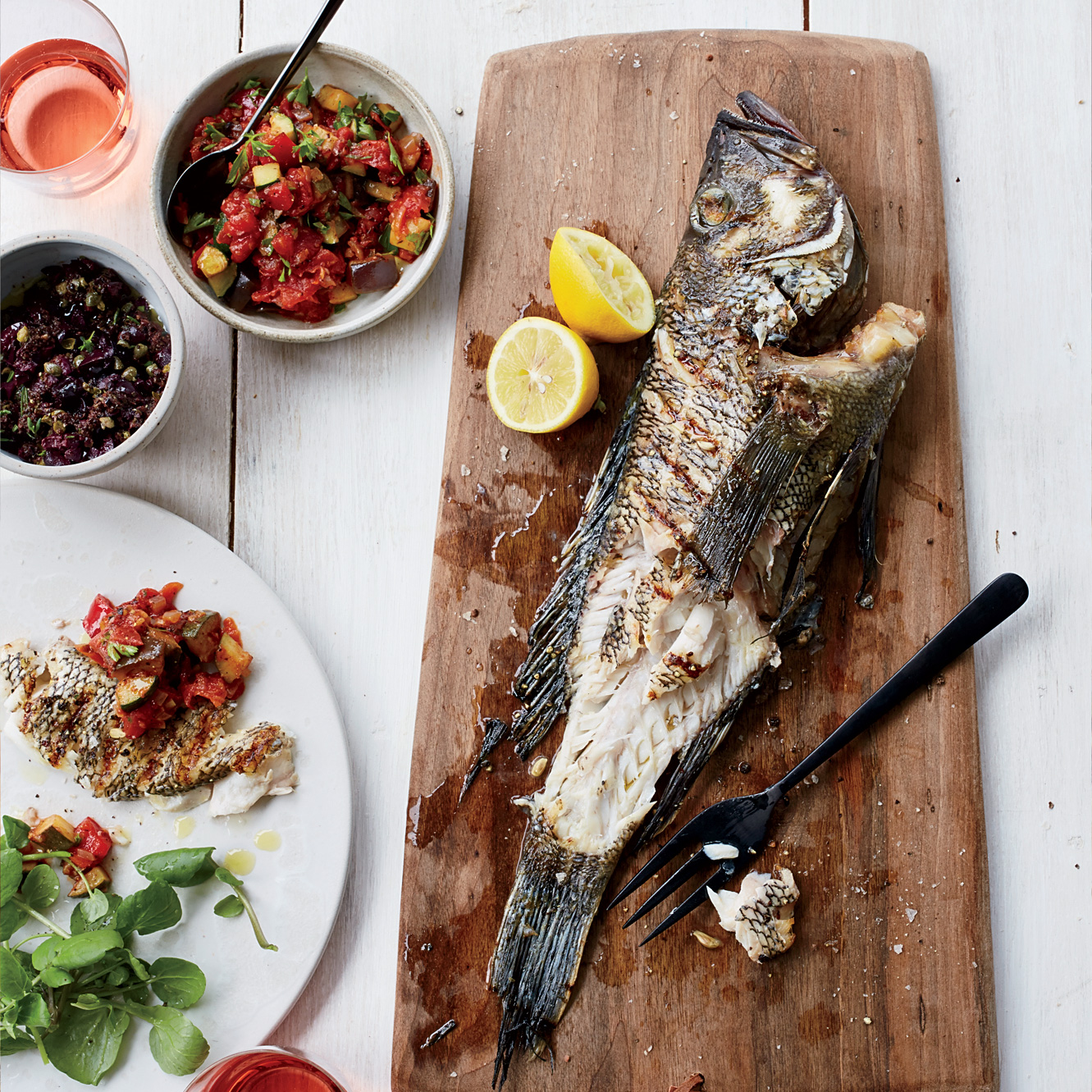 How to Win at Grilling Whole Fish