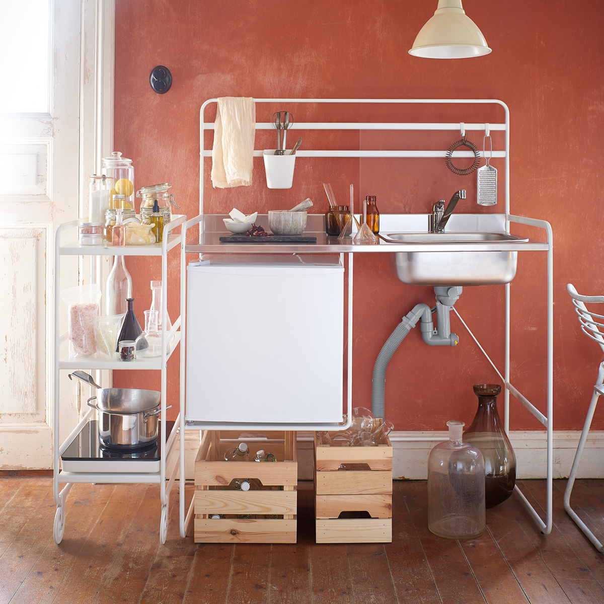 Ikea Is Selling a $169 Mini Kitchen for Small Apartments