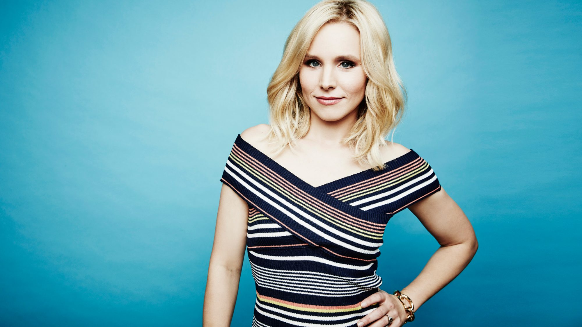 Kristen Bell Beauty Secrets