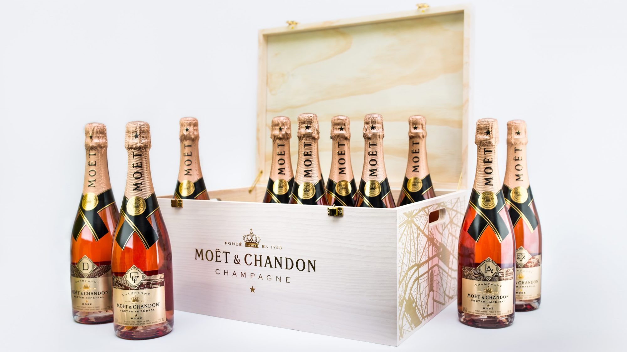 Moët & Chandon Introduces City Bottles