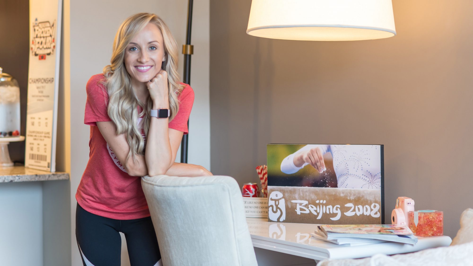 You Can Stay at Olympic Gymnast Nastia Liukin's Home