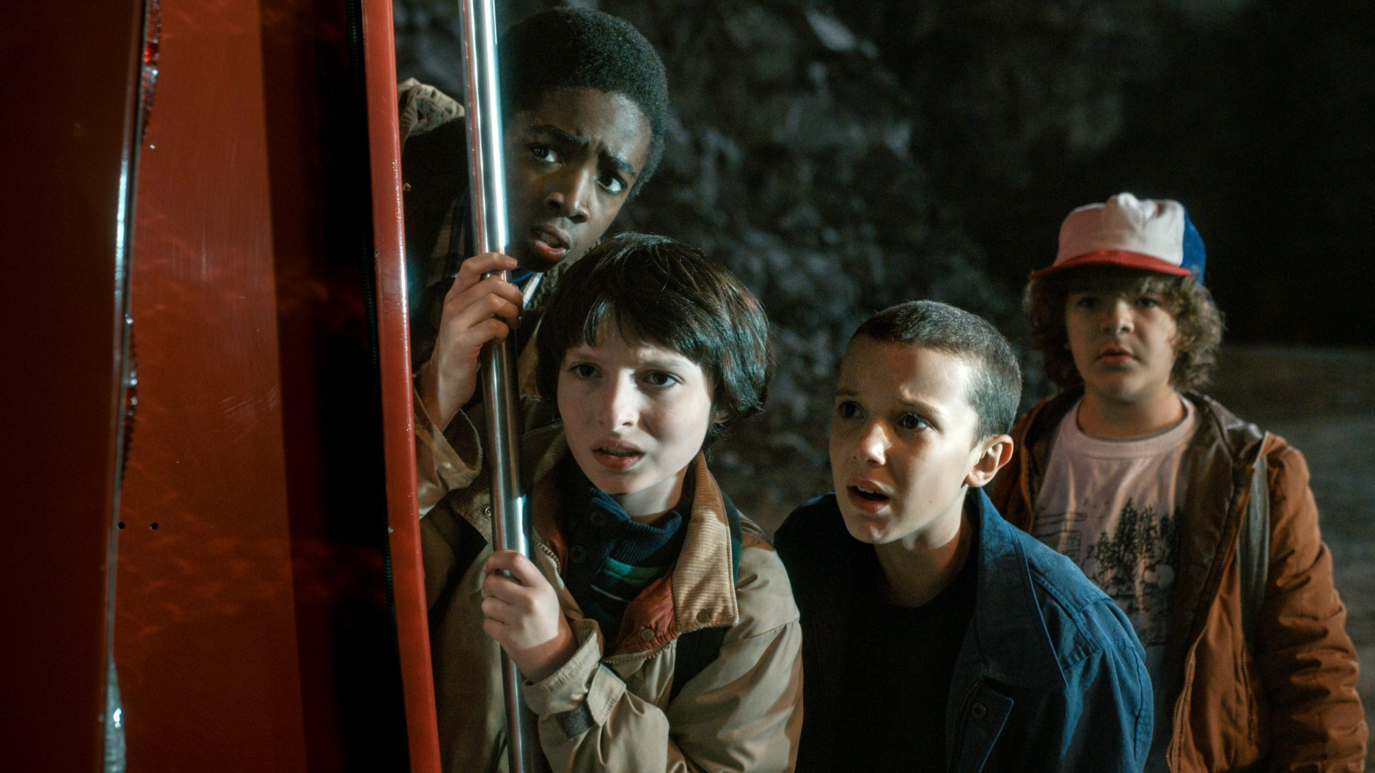 No Monsters in the 'Stranger Things' Season 3 Teaser, Just a Creepy Food Court