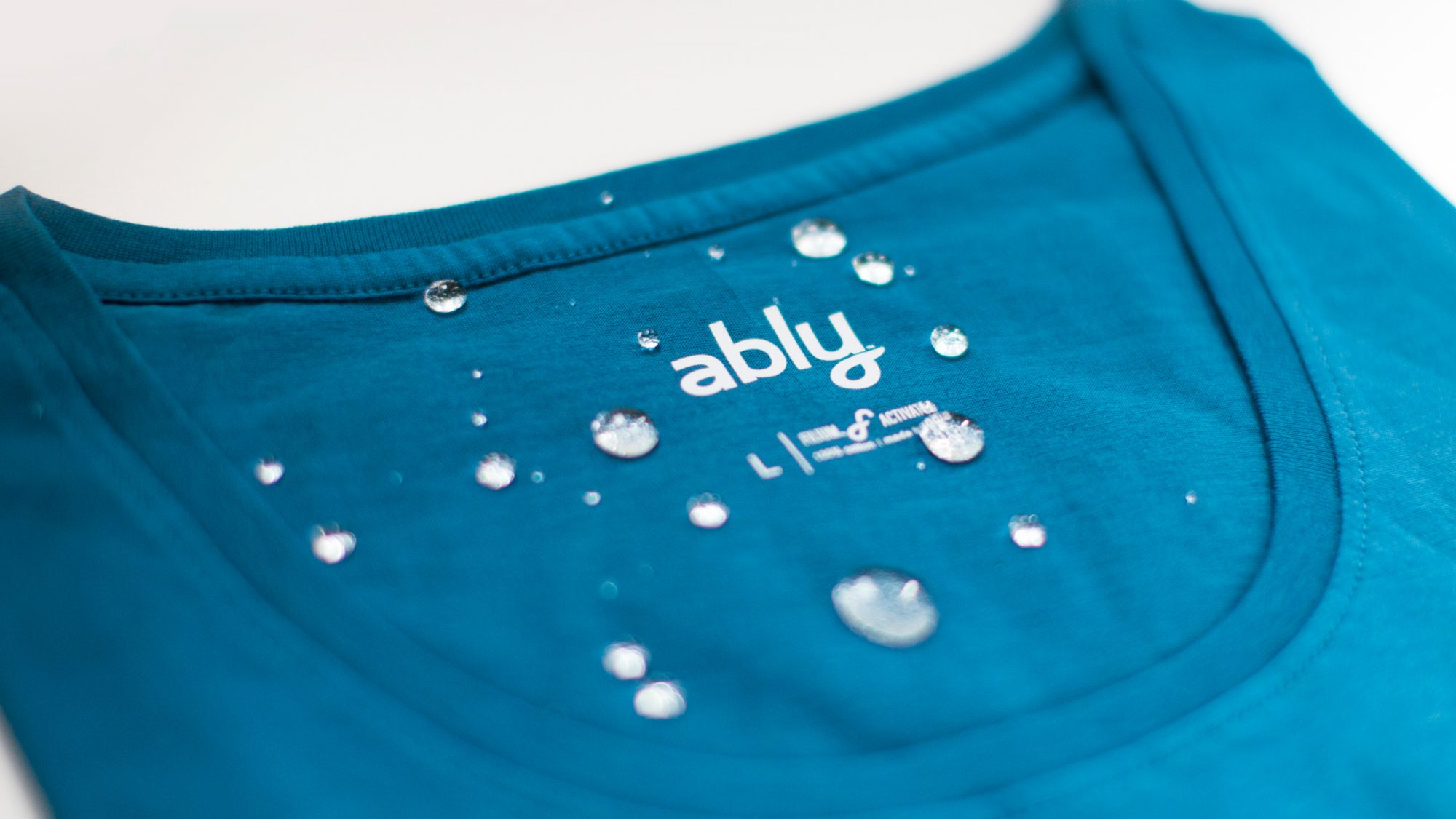 Ably Apparel Water Resistant