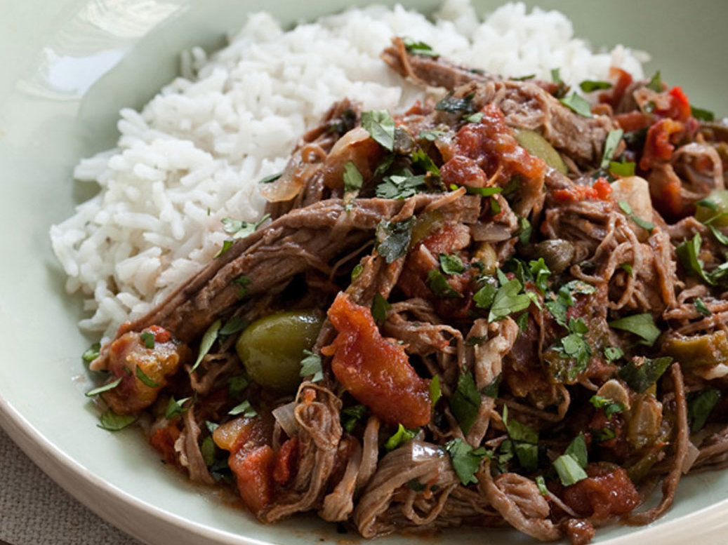 Slow Cooker Ropa Vieja