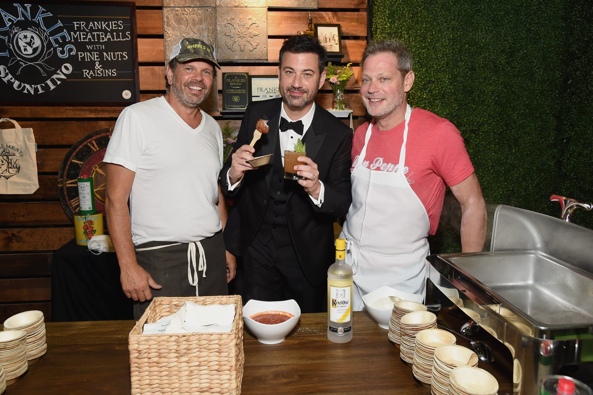 How to Make the Meatballs from Jimmy Kimmel's Emmy's Afterparty