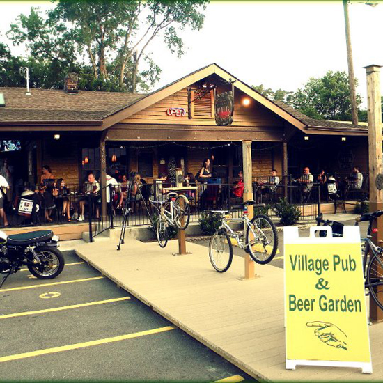 Village Pub & Beer Garden, Nashville