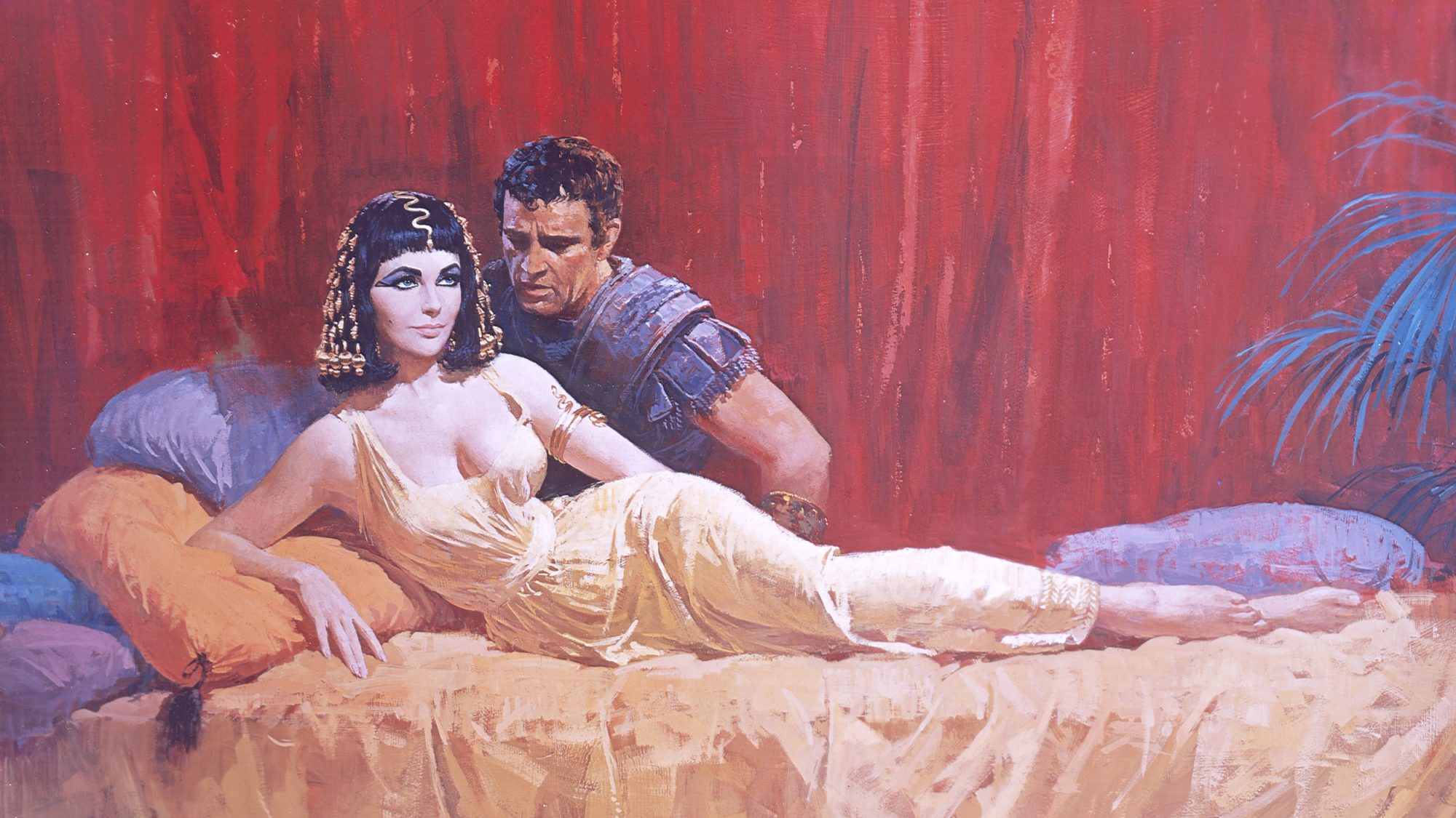 anthony and cleopatra Antony and cleopatra's love was strange in many ways it was the most intense, passionate and interesting romantic story to come out of the ancient world but, at the same time it was also a love.