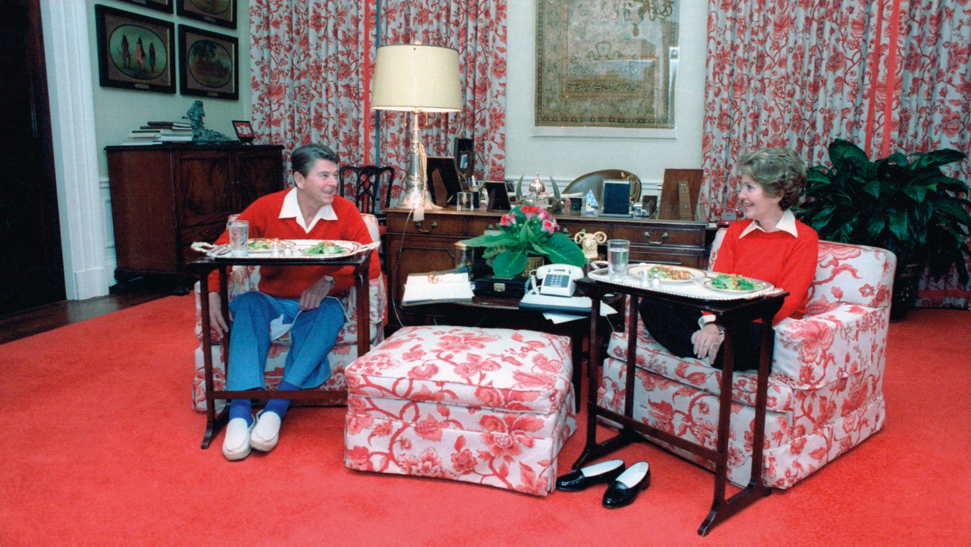 The Collection of President and Mrs. Ronald Reagan