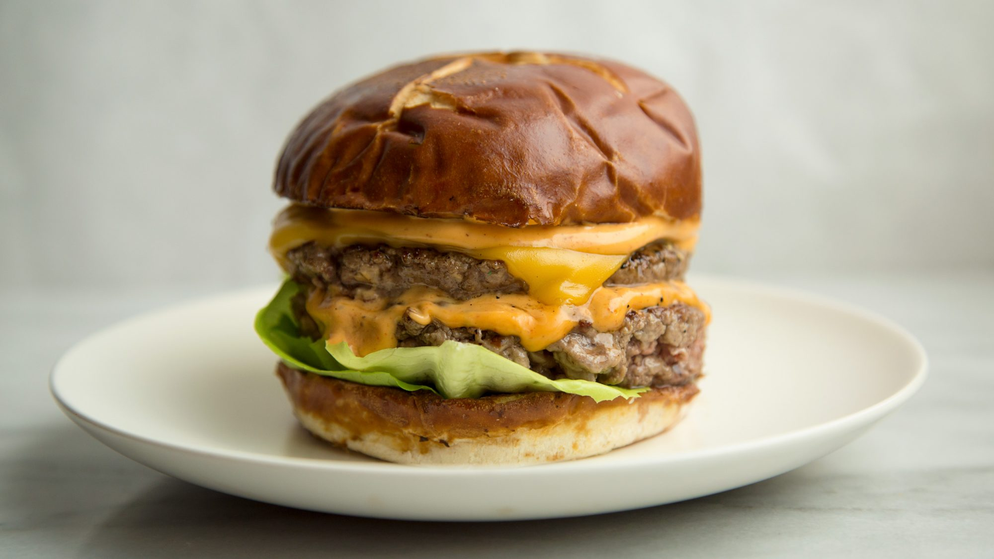 Fleishers' Perfect Burger