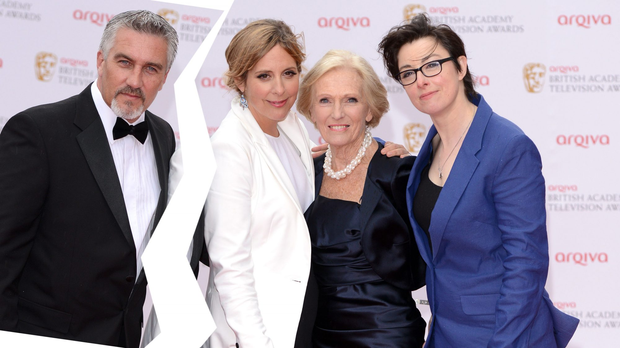 Great British Bake Off Hosts Mary Berry, Mel, and Sue New Show