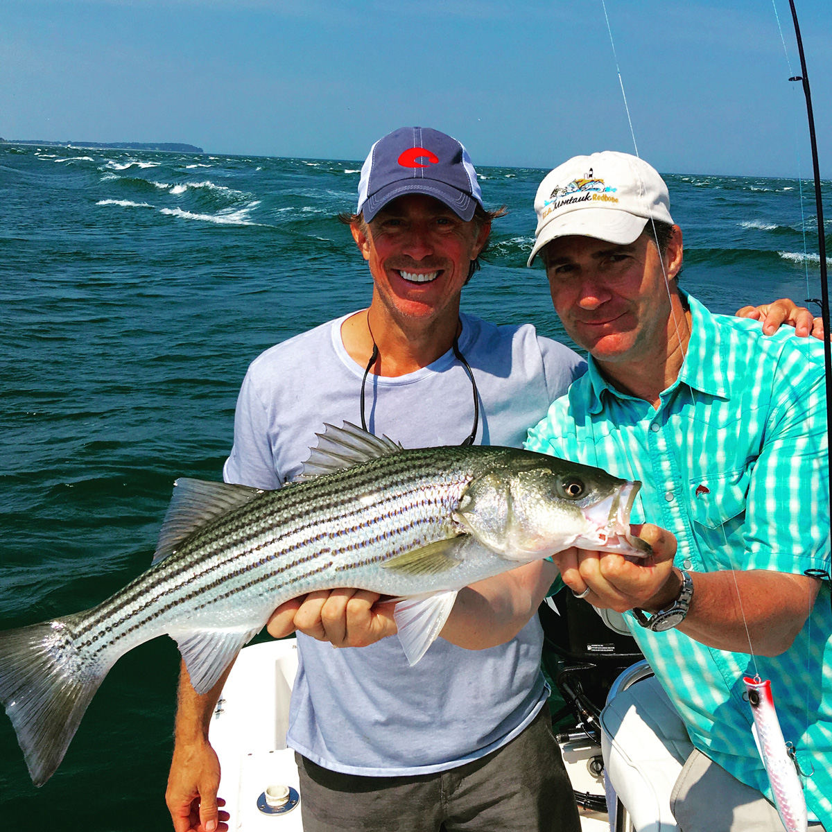 What Happens When Star Chefs Go Fishing
