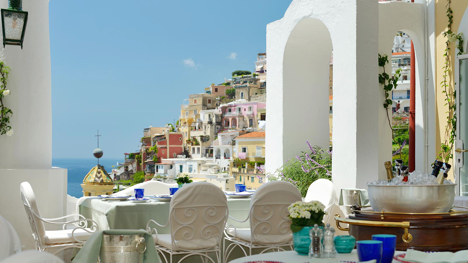 Mario Batali's Guide to the Amalfi Coast