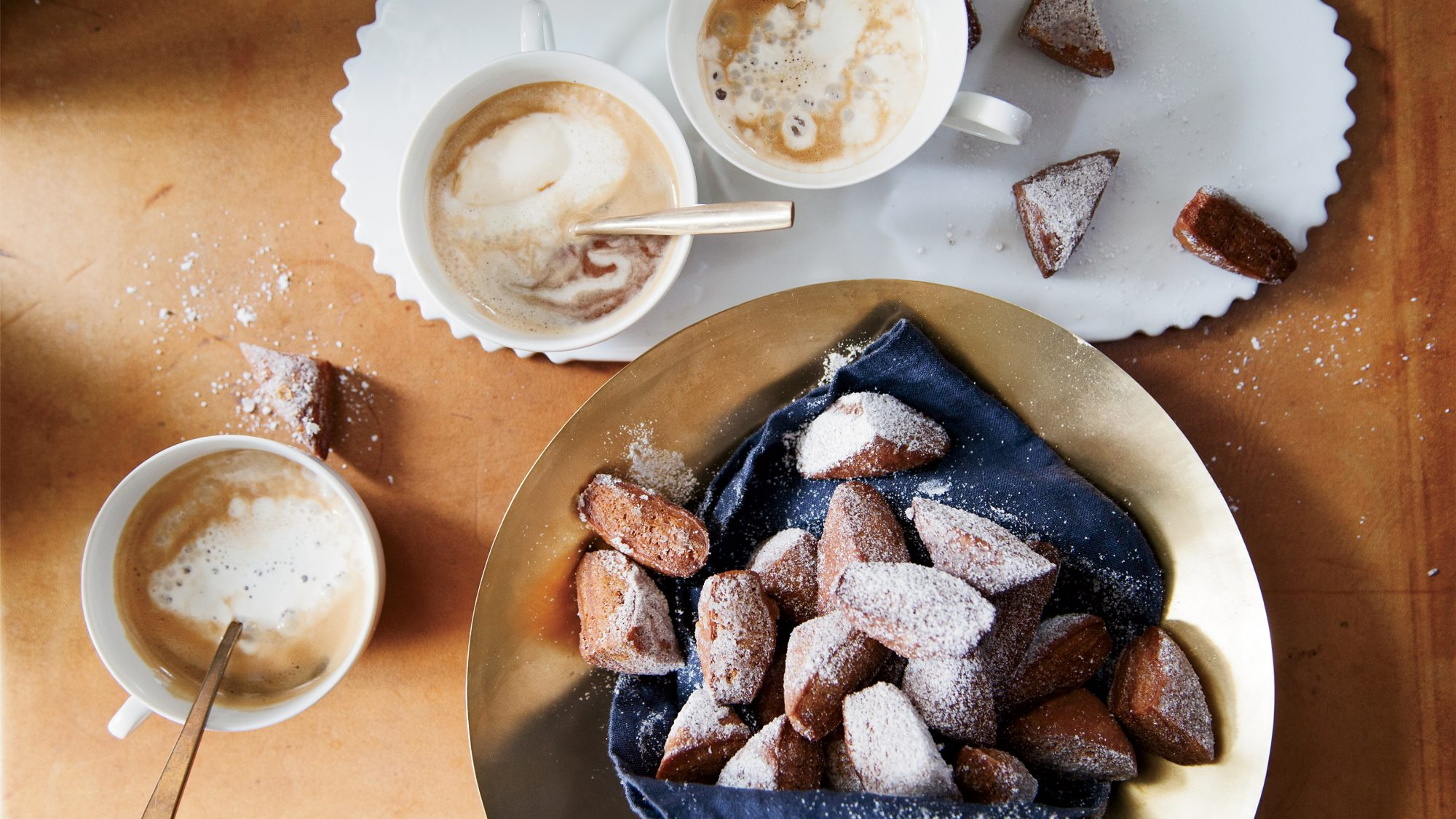 10 Desserts for Coffee Addicts