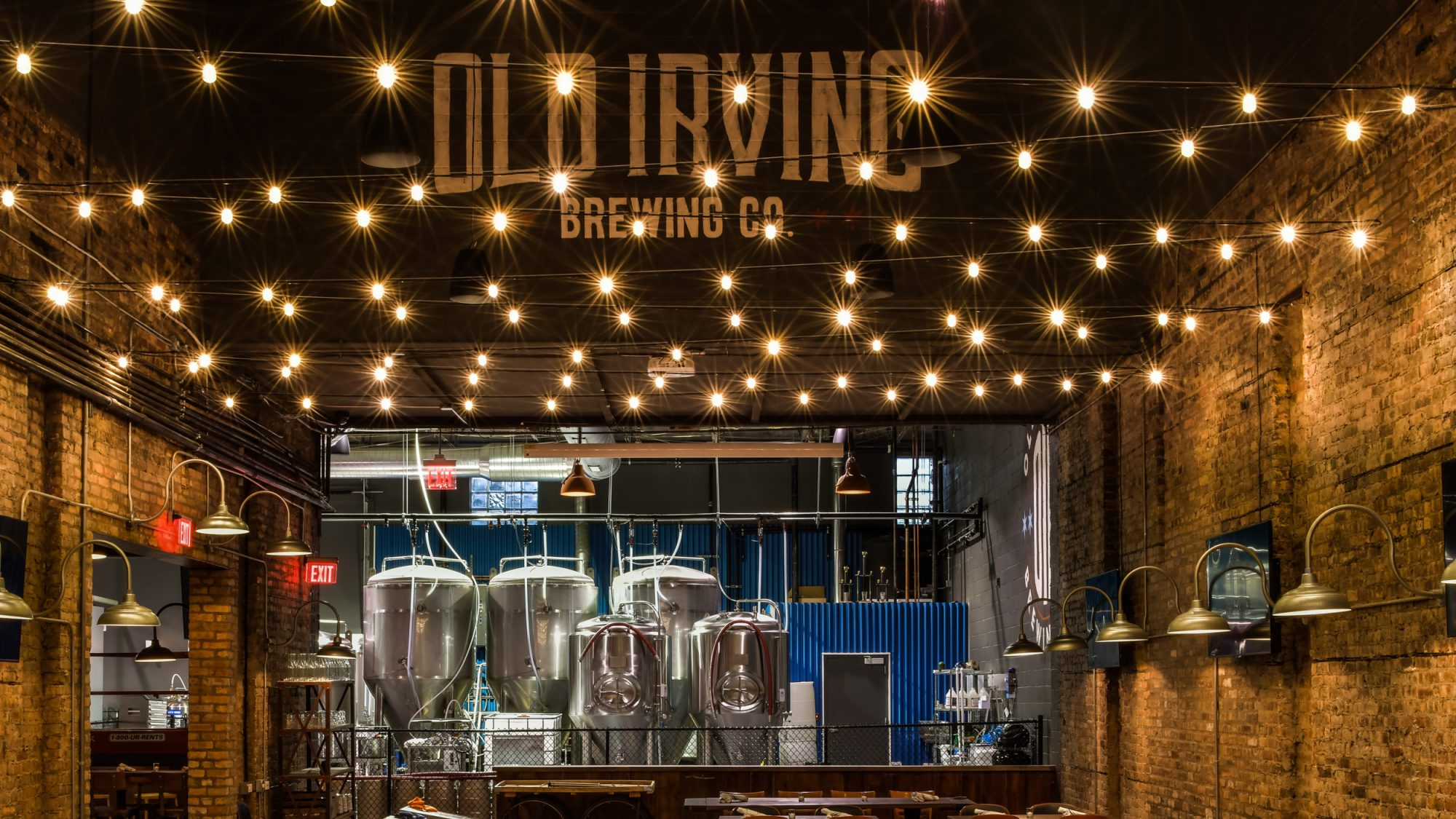 Old Irving Brewing Opens, Bringing Pho-Flavored Beer to Chicago