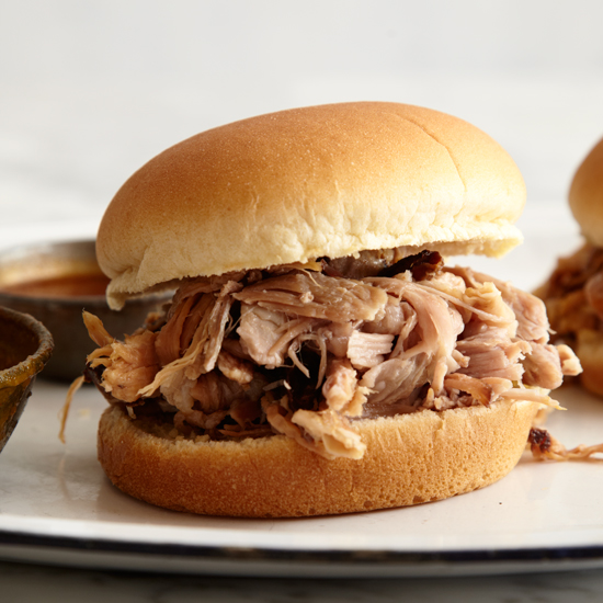 The Mission: DIY Pulled Pork