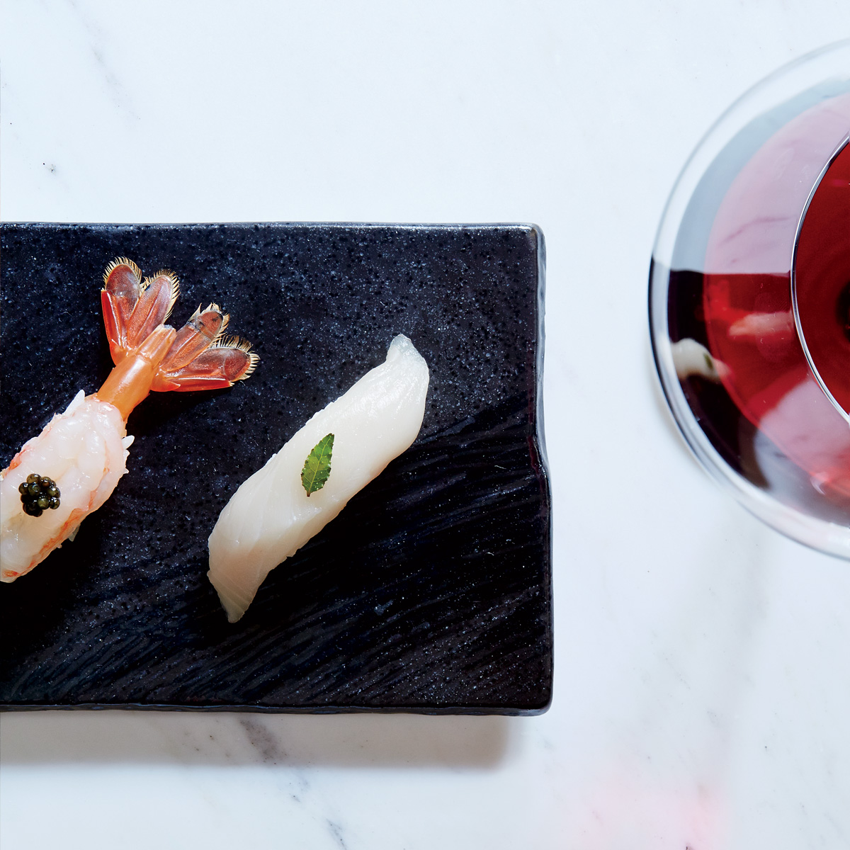 Why You Should Give Red Wine and Sushi a Try