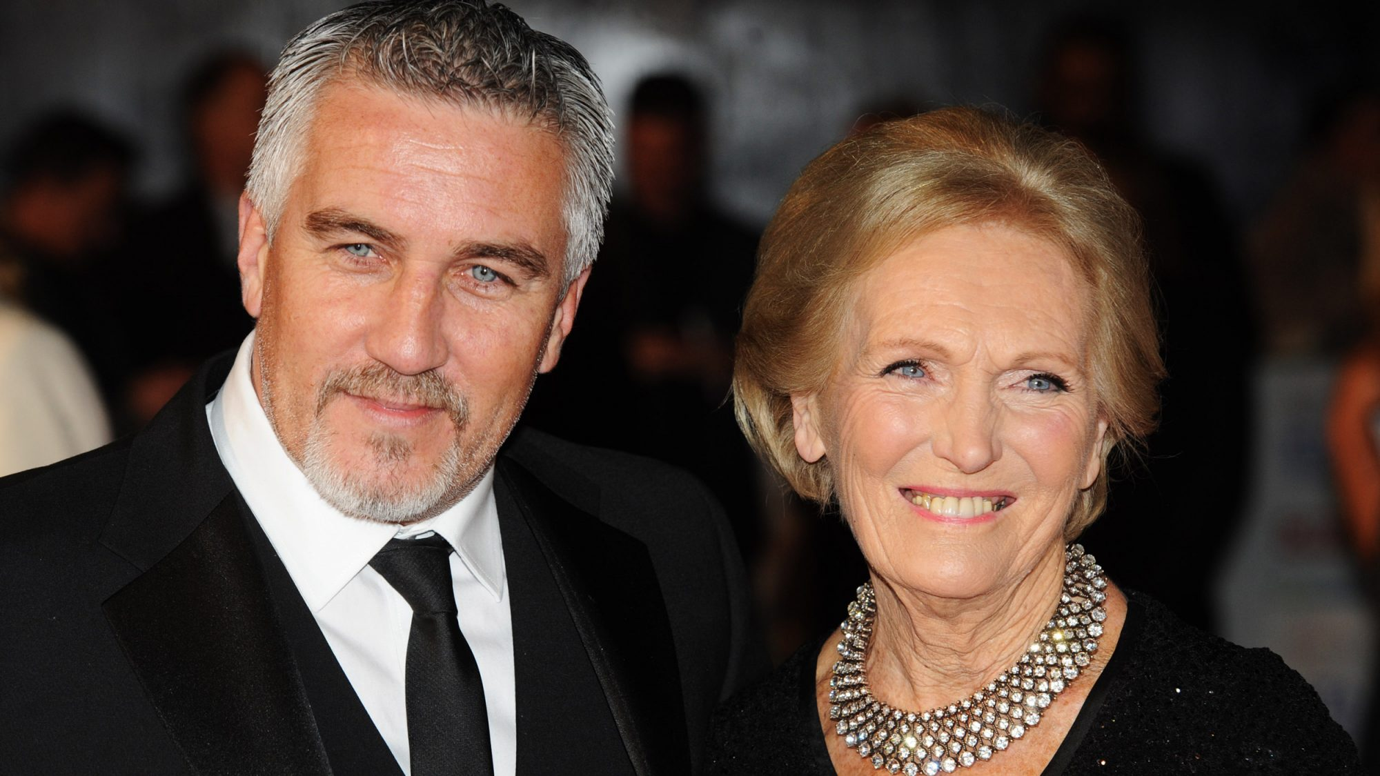 The Great American Baking Show Could Reunite Mary Berry and Paul Hollywood