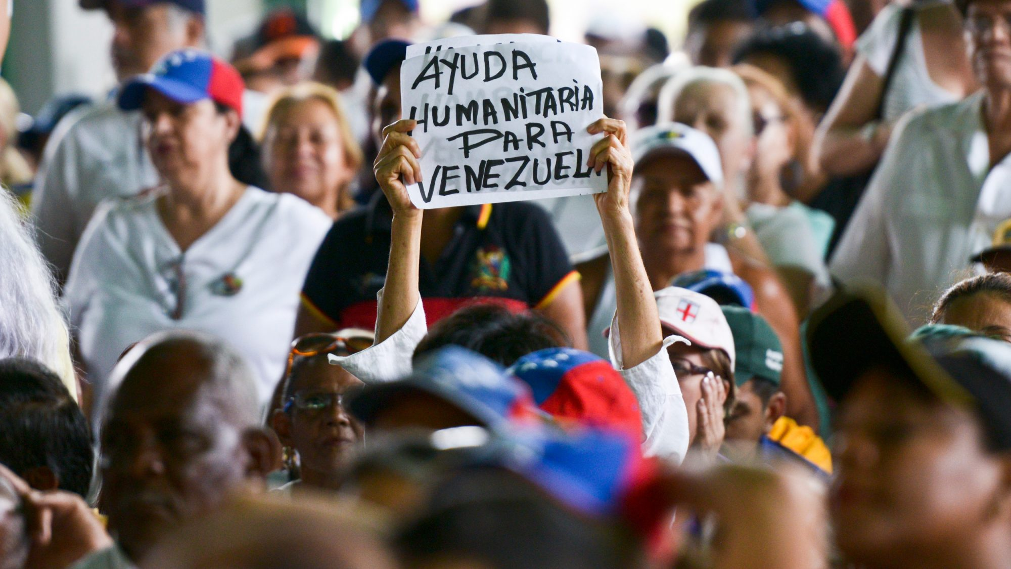 Venezuela Opposition Protests
