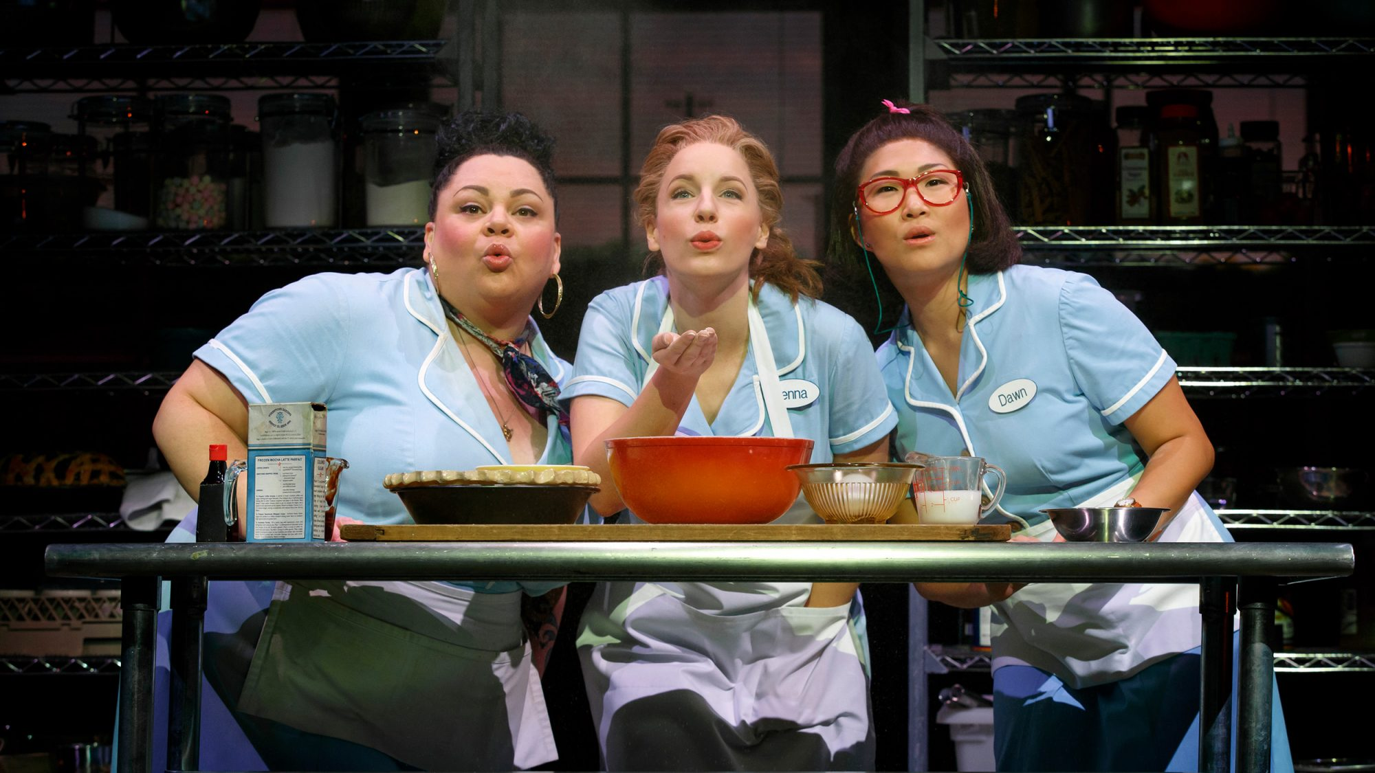Waitress Play