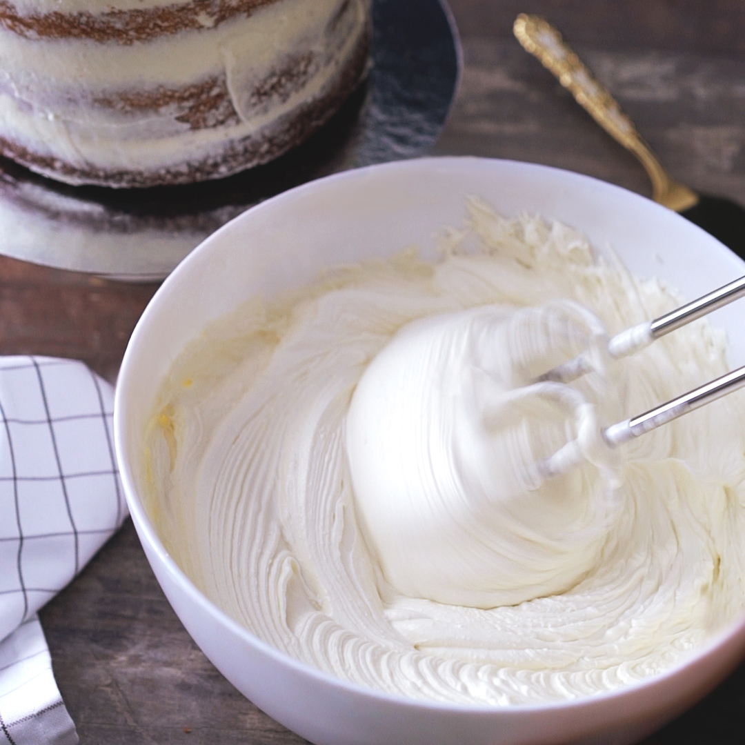 White Chocolate Buttercream Recipe - Grace Parisi | Food & Wine