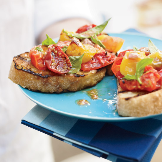 Summer Party Recipes: More Summer Hors d'Oeuvres