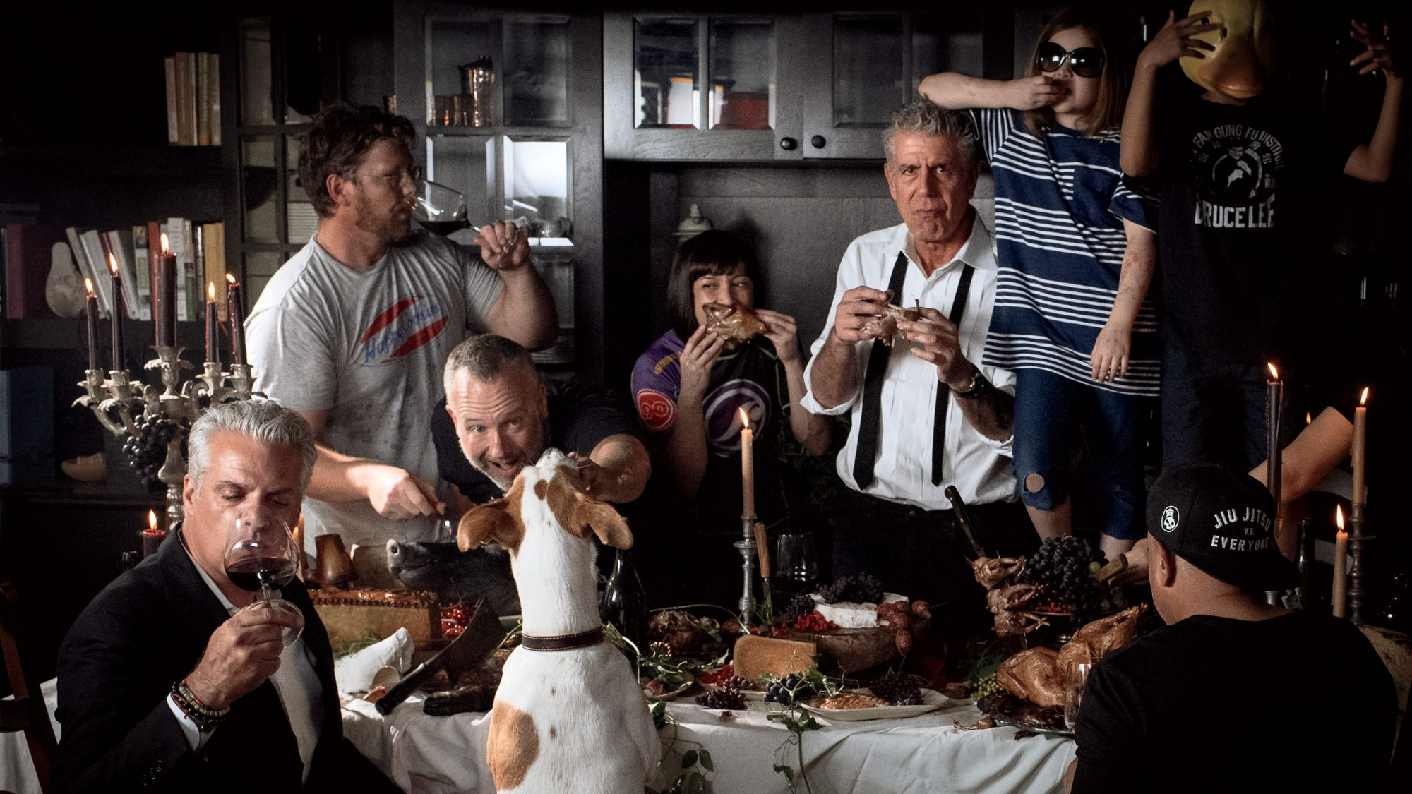 Anthony Bourdain Thanksgiving Guide