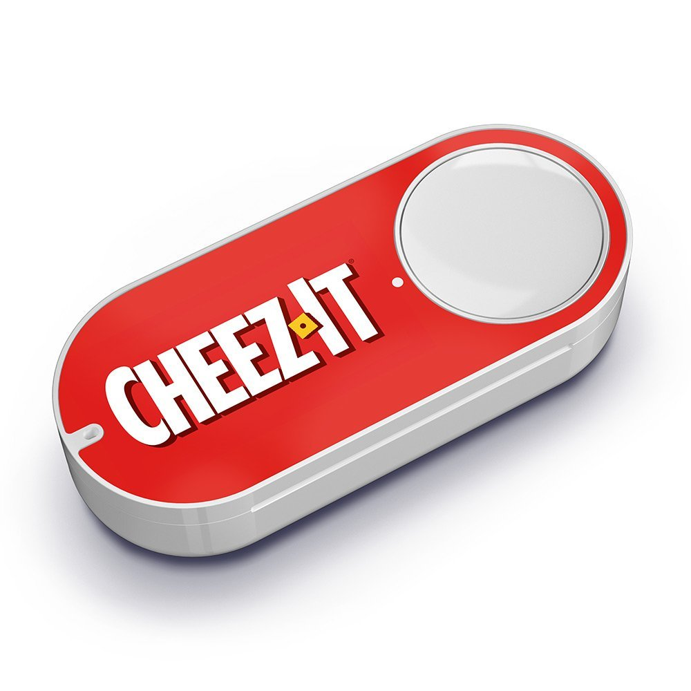 amazon dash cheez-it button