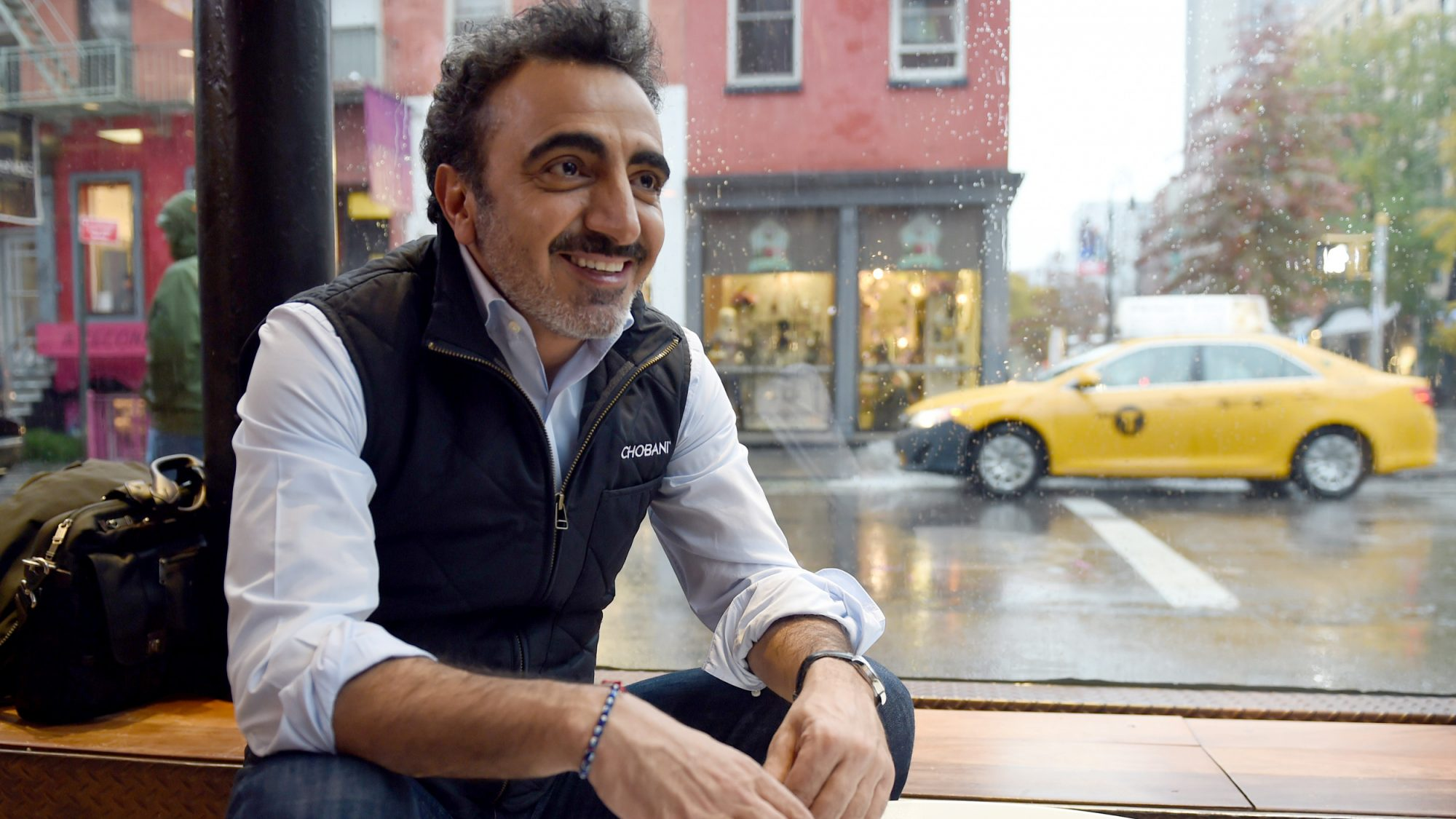 Chobani's New Paid Family Leave Policy