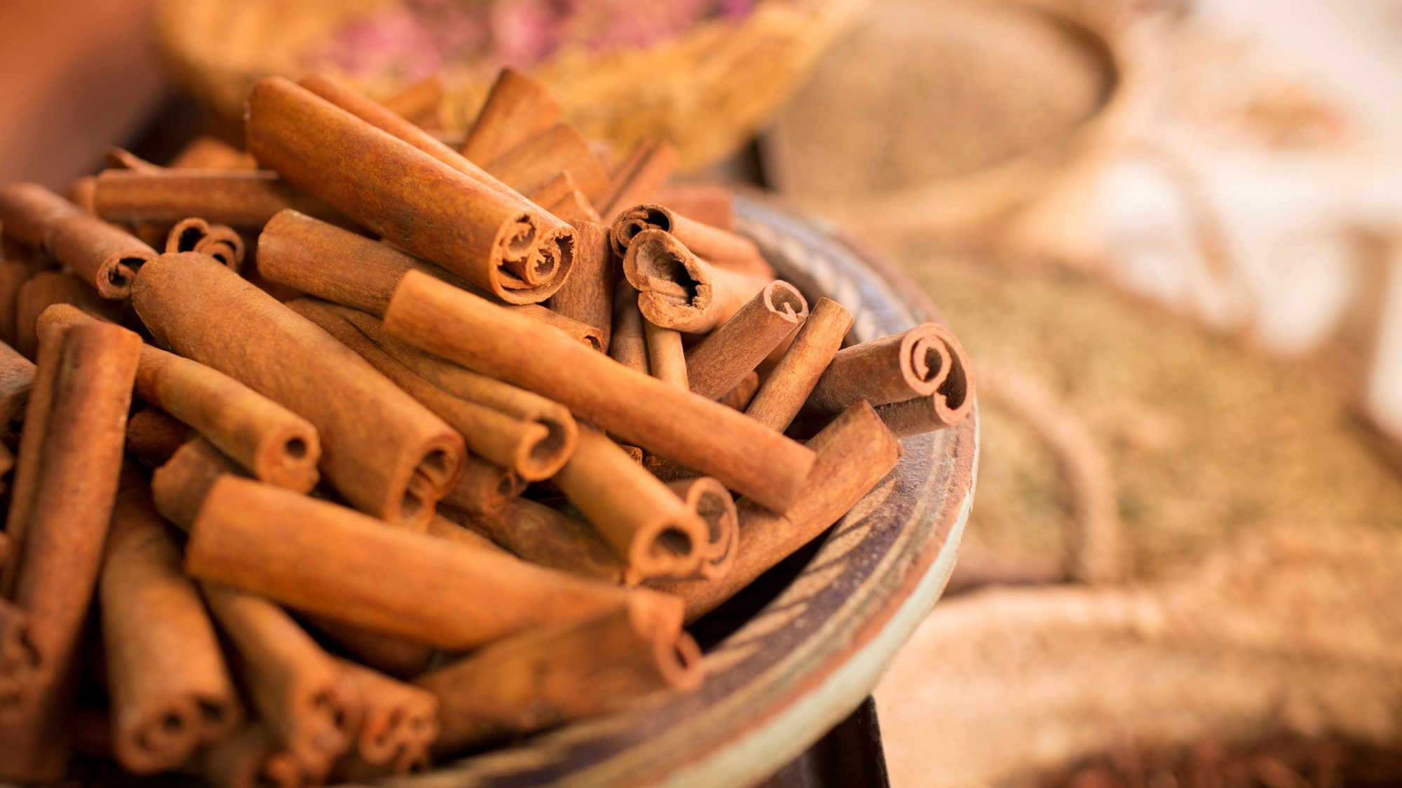cinnamon stick digestive health