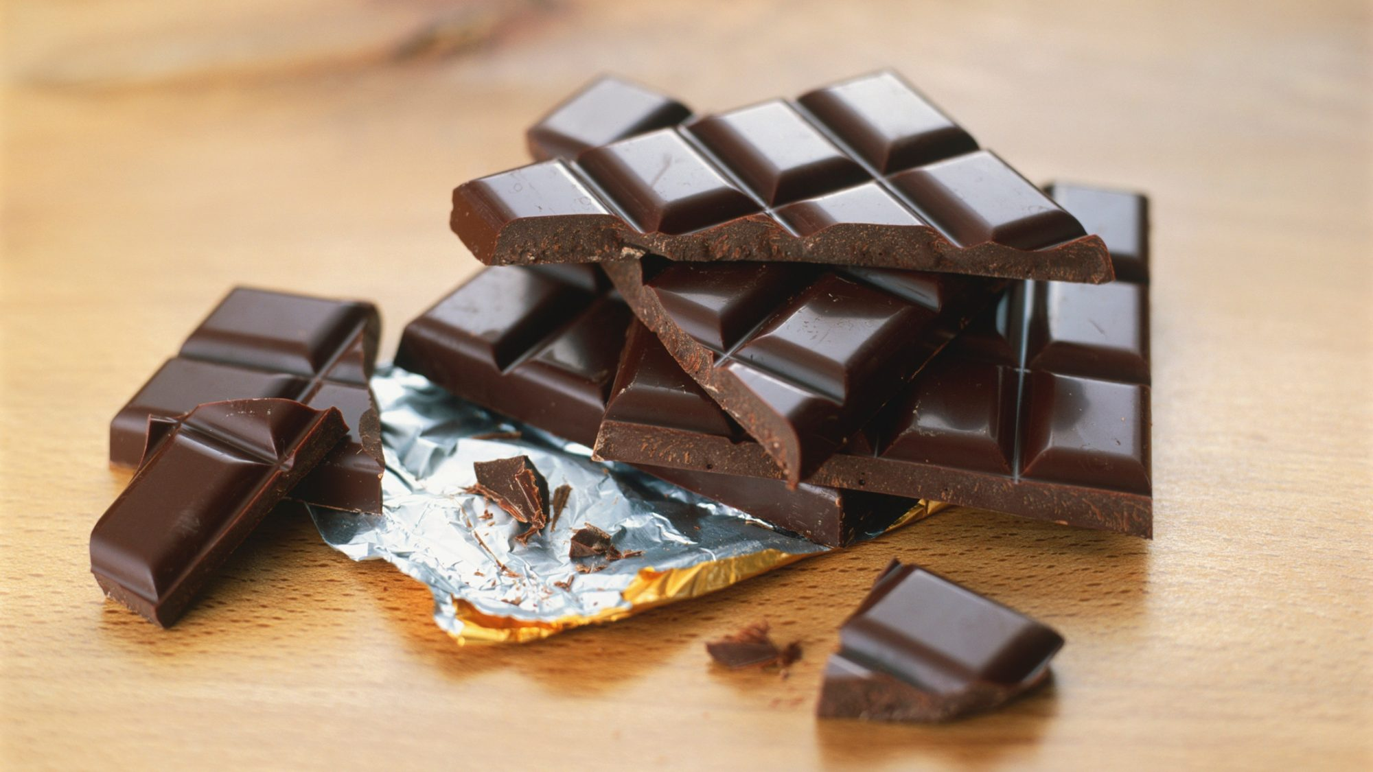 Dark Chocolate Makes People Happier