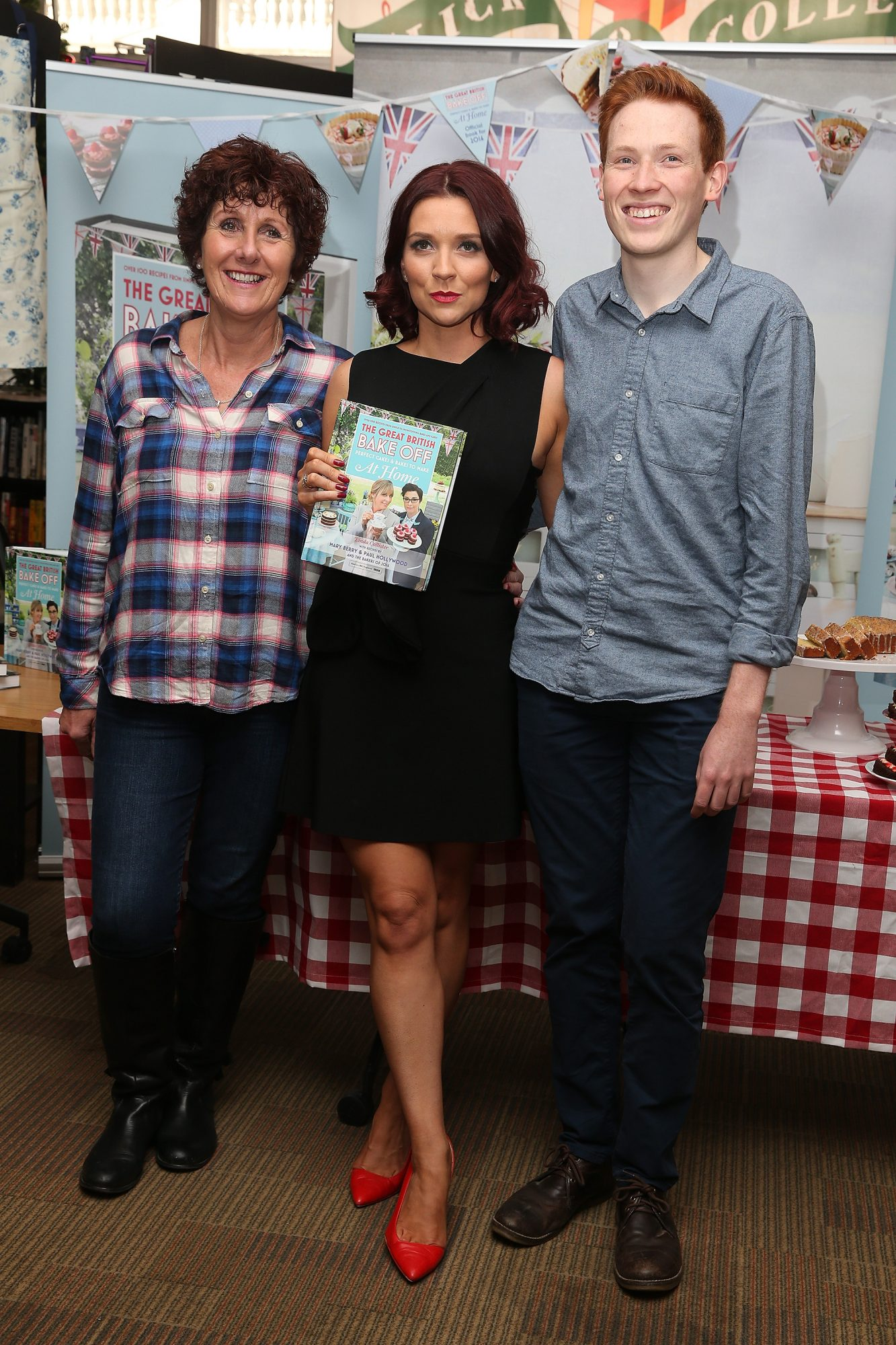 GBBO 2016 finalists