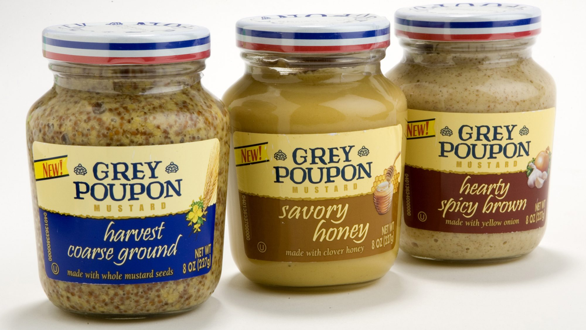 Why Rappers Love Grey Poupon (And Other Foods)